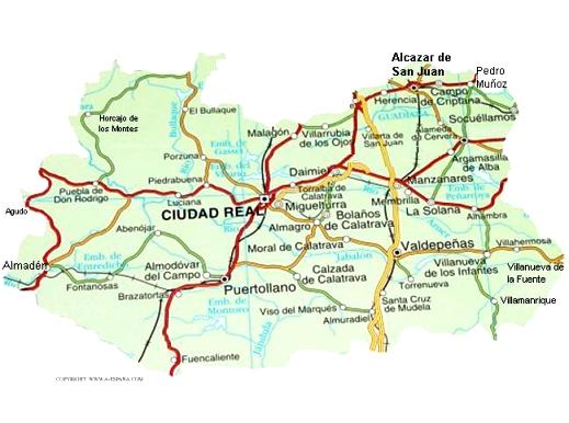 Tablas - Plano de ciudad real ...
